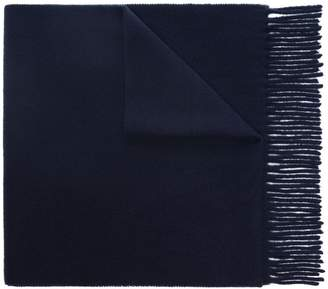 Polo Ralph Lauren logo-embroidered scarf