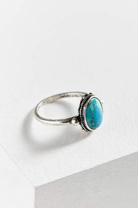 Urban Outfitters Heidi Oval Stone Ring