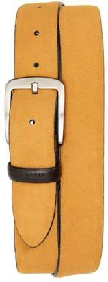 Ted Baker Chatts Suede Belt