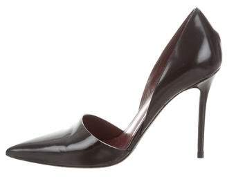 Celine Pointed-Toe d'Orsay Pumps