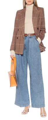 Acne Studios High-rise wide-leg jeans