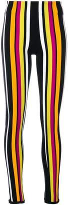NO KA 'OI No Ka' Oi striped leggings