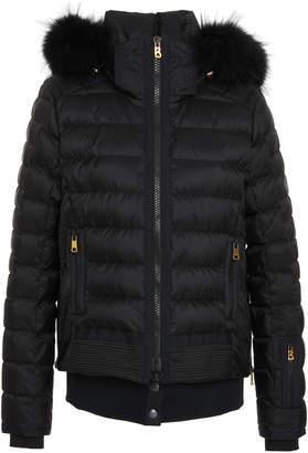 Bogner Muriel D Fur-Trimmed Shell Jacket