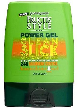 Garnier Fructis Style Clean Stick Power Gel, 24H Maximum Control 9.0fl oz