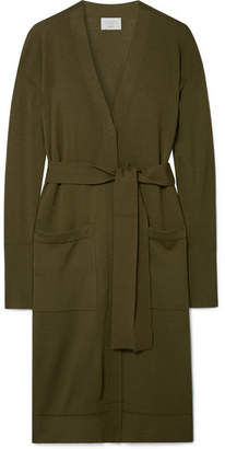 Jason Wu GREY - Wool Cardigan - Army green
