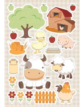 Home Decor Line Baby Farm Wall Decals