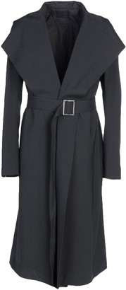 Rick Owens Overcoats - Item 41819052EO