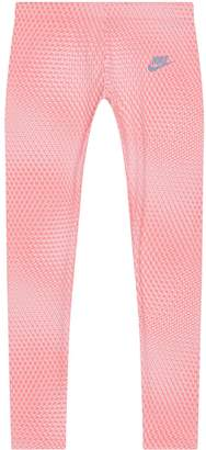 Nike Geometric Spotted Leggings