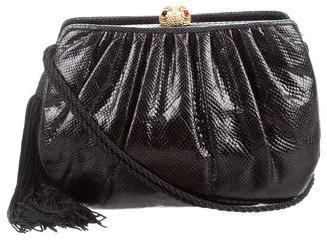 Judith Leiber Embossed Evening Bag $175 thestylecure.com