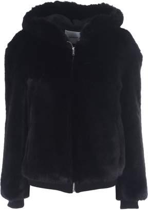Dondup Fur Hooded Jacket