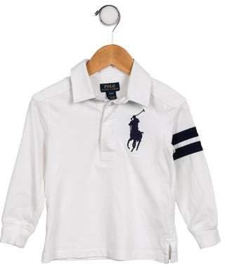 Polo Ralph Lauren Boys' Embroidered Polo Shirt