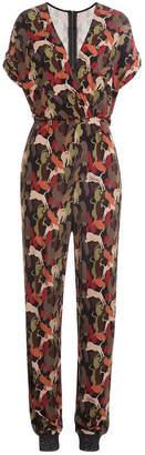 Just Cavalli Printed Jumpsuit