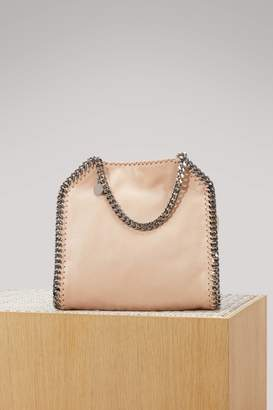 Stella McCartney Mini Falabella Shaggy Deer Tote Bag