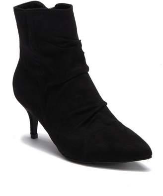 Catherine Malandrino Rosey Slouch Kitten Heel Bootie