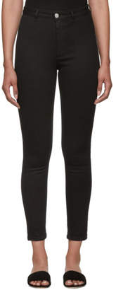 Totême Black Tight Jeans