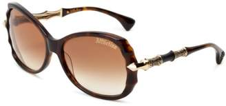 Affliction Sunglasses Lizette Tortoise & Rose Gold