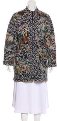 Missoni Vintage Short Coat