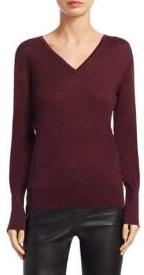 Saks Fifth Avenue COLLECTION V-Neck Sweater