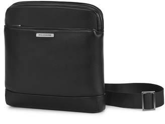 Moleskine Match Slim Leather Messenger Bag
