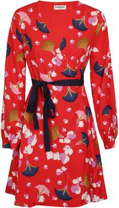 Essentiel Tie-waist Dress