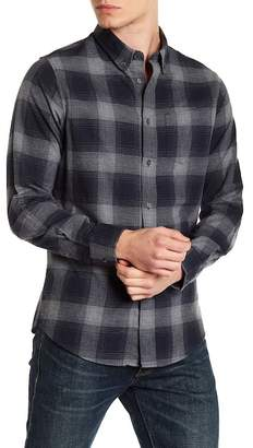 Slate & Stone Plaid Regular Fit Shirt