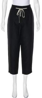 3.1 Phillip Lim Straight-Leg Silk Blend Pants