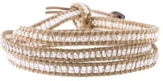 Chan LuuChan Luu Beaded Wrap Bracelet