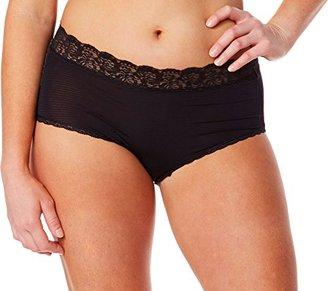 Vanity Fair Women's Flattering Lace Brief Panty 13281 $11.50 thestylecure.com