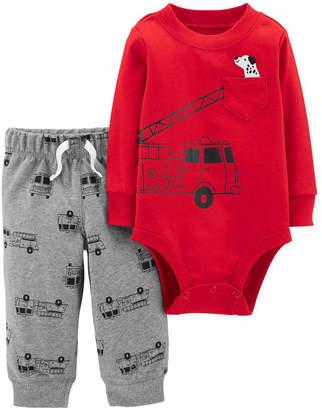 Carter's 2-pc. Bodysuit Set - Baby Boys