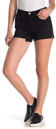 Levi's 501 DIY High Rise Button Fly Shorts