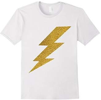 Lightning Bolt Big Gold t-shirt