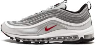 Nike 97 OG QS 'Silver Bullet' - Metallic Silver/Varsity Red