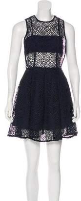 Prose & Poetry Star Open Side Mini Dress
