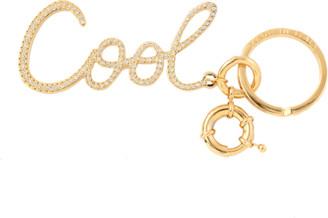 Lanvin Cool Rhinestone Keychain
