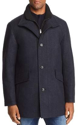 BOSS Coxtan Herringbone Wool Coat - 100% Exclusive