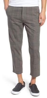 Obey Straggler Glen Plaid Carpenter Pants