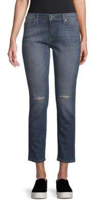 Genetic Los Angeles Shane Faux Front Skinny Jeans