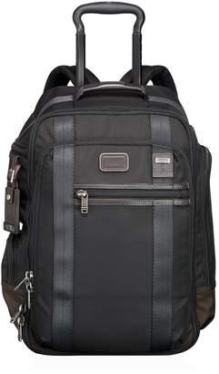 Tumi Alpha Bravo Peterson Wheeled Backpack