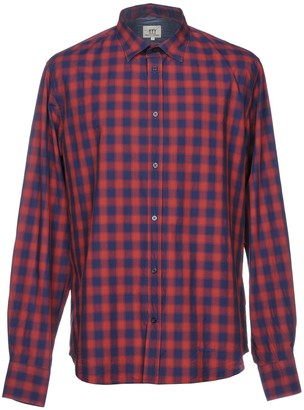 Henry Cotton's Shirts - Item 38744564AK