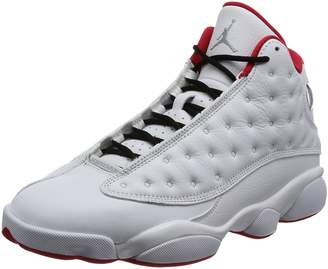 Jordan Nike Air 13 Retro 103WHITE/RED 9