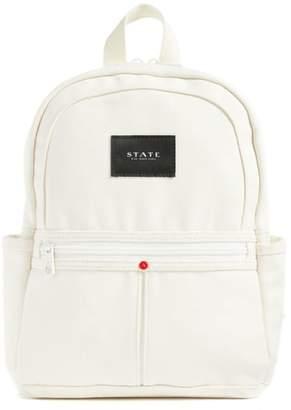 STATE Bags Kensington Mini Kane Canvas Backpack