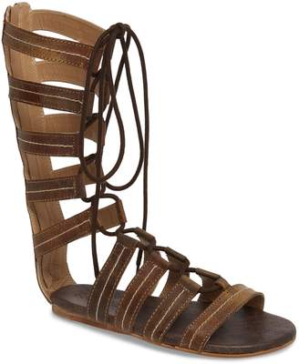 ROAN Rhea Lace-Up Gladiator Sandal