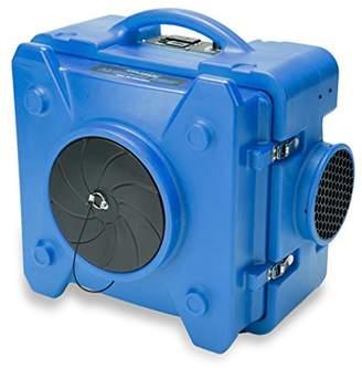 BlueDri BD-AS-550-BL Blue Air Scrubber HEPA Air Filtration System Negative Air Machine Airbourne Air Cleaner HEPA Air Scrubber