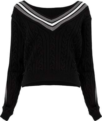 Y/Project Y / Project cable knit jumper