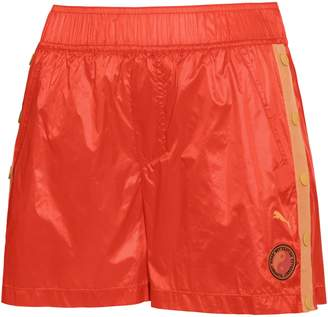 FENTY Womens Tearaway Mini Shorts