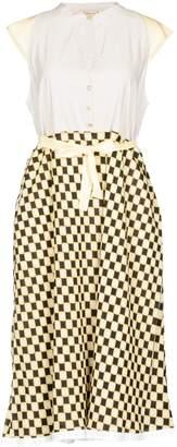 Maliparmi TESSUTO DELLA MEMORIA by Knee-length dresses