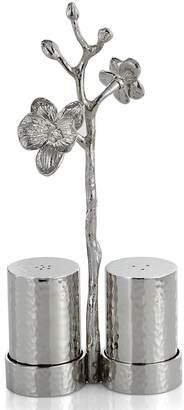 Michael Aram White Orchid Salt & Pepper Shakers