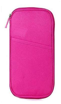 Generic Travel Security Passport Holder Credit Card Wallet Organizer