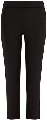Osman Audrey wool-blend cropped trousers