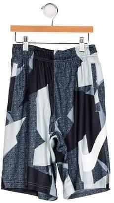Nike Boys' Printed Swim Trunks